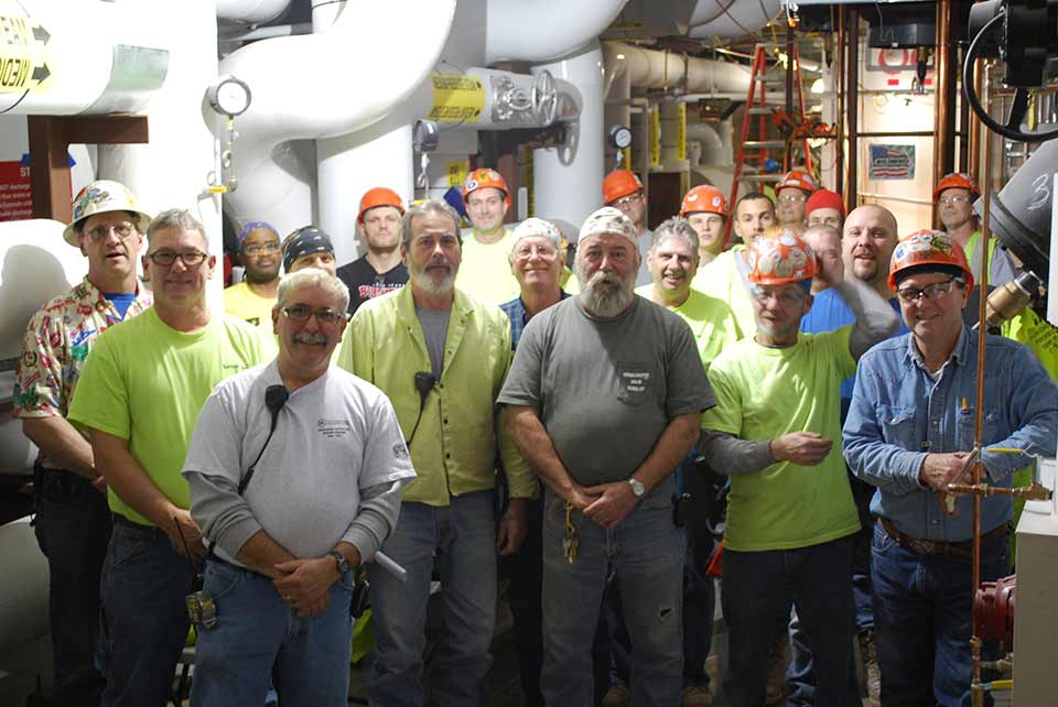 Plumbers & Pipefitters Local Union 189