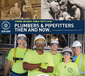 Plumbers & Pipefitters Then & Now